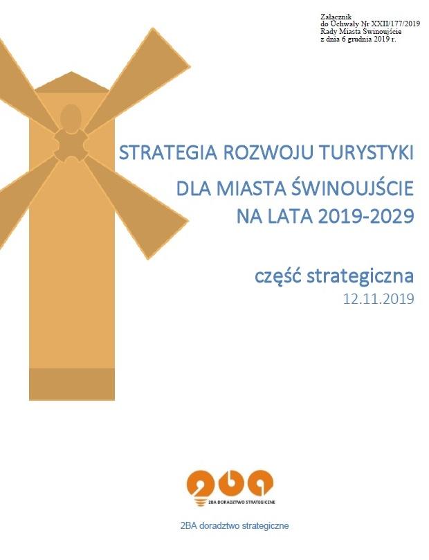 Strategia Rozwoju Turystyki dla Miasta Świnoujście na lata 2019-2029
