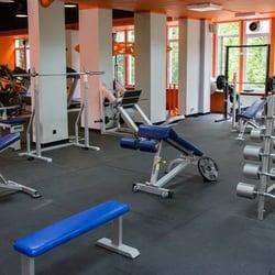 Fitnes, siłownie